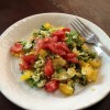 Scrambled Eggs with Veggies – This breakfast is perfect for diabetic reversal or prevention!